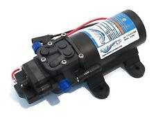 Liquid De-Icer, Brine, Chloride Diaphragm Transfer Pump EVERFLO 12 Volt 1.0 GPM