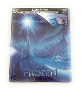 Best Buy Exclusive Frozen Steelbook 4K Ultra HD Blu-ray + Digital Copy NEW