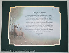 THE GREATEST HERO Personalized Poem For Birthdays, Father's Day, or Just Because