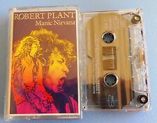 Robert Plant-Manic Nirvana Cassette