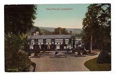 United Kingdom postcard Plas Newydd Llangollen Wales