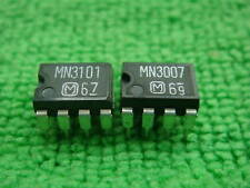 50x MN3007 +50x MN3101 IC CHIP for Effect Pedal Parts