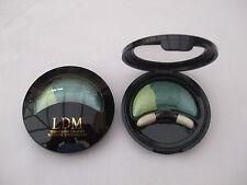 Ludanmei Terracotta Crescent Moon Eyeshadow/Blusher Trio 04 Mix New