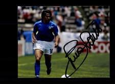 Bruno Conti Italien Weltmeister 1982 Foto Original Signiert+A 150630