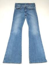 7 For All Mankind Womens A Pocket Bootcut Jeans Size 29 Size 30 x 33