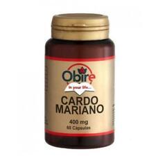 CARDO MARIANO 60 COMPRESSE CAPSULE DEPURATIVO FEGATO CIRROSI EPATITE INSUFFICIEN