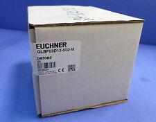 EUCHNER 3 PT. SWITCH GLBF03D12-503-M 087082 SEALED