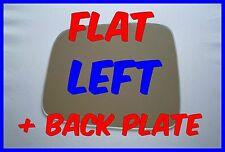 JEEP CHEROKEE LIBERTY 2001-2007 DOOR WING MIRROR GLASS FLAT+ BACKING PLATE LEFT