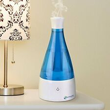 PUREGUARDIAN Table Top Humidifier 10-Hour Ultrasonic Cool Mist Night Light