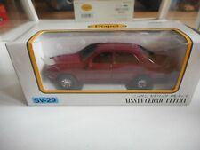 Yonezawa Diapet Nissan Cedric Ultima in Red on 1:40 in Box