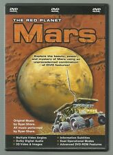 4 ITEM SPACE EXPLORATION SET/ROCKETS BOOK/MARS MAP DVD/BRASS SPACE SHUTTLE BADGE