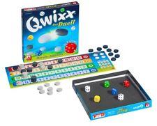 NSV QWIXX Das Duell Türme bauen Steine klauen Spiel ab 8 Jahre