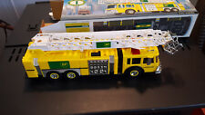 BP AERIAL TOWER FIRE TRUCK, 1996 COLLECTOR'S EDITION, 1ST OF SERIES 1/35 Scale