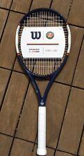 raqueta de tenis wilson Roland Garros Equipe HP RKT