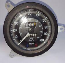 Smiths speedometer mini morris austin 50-60s classic car retro guage Cooper dial