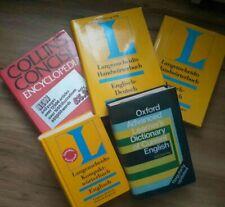 Englisch Wörterbücher