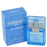 Versace Man Eau Fraiche Miniatur 5 ml EDT Eau de Toilette