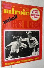 MIROIR SPRINT 1245 1970 RUGBY AS MONTFERRAND LA VOULTE FOOTBALL FEYENOORD C1