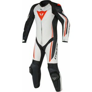 MotoGp Motorbike suit / Motorcycle Racing Leather Suit 1or 2 Piece Suit All Size