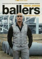 Ballers  The Complete Series The Rock Brand NEW 7 DVD Box Set Free Shipping