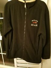OUTBACK AUSTRALIA COAT JACKET BLACK SIZE M