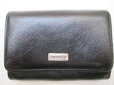 ÉLÉPHANT D'OR   Portefeuille   en cuir  Authentique vintage  9 x 12 cm
