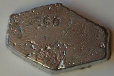Diskusblei 80 g 9 Stück Angelblei Sparpack Grundblei