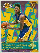 2016-17 Court Kings #152 Brandon Ingram RC Level III