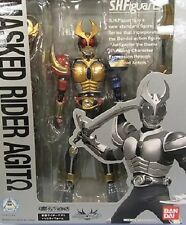 New Bandai S.H.Figuarts Kamen Rider Agito Trinity Form PVC Painted
