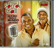 Son de Cali De Cali Para El  Mundo En Vivo     BRAND NEW SEALED CD