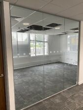 office glass partition