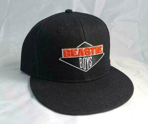 BEASTIE BOYS BB CAP LOGO BASEBALL HIP HOP MUSIC HAT OFFICIAL MERCHANDISE