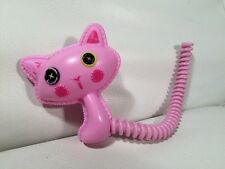 Lalaloopsy Jewel Sparkles Doll Pet Cat Full Size Pink Cat Replacement Silly Hair