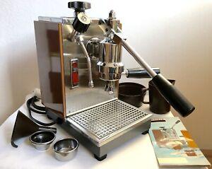 OLYMPIA Express Cremina Espressomaschine Vintage aus 1976 - super Zustand!