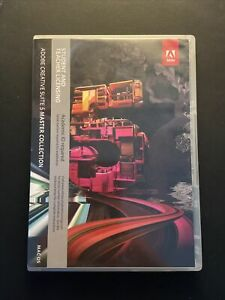 Adobe Creative Suite Master Collection CS5 Student Teacher Edition For MAC OS
