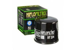 HiFlo HF204 Oil Filter for TRIUMPH 600, 675, 765, 800, 865, 900, 955,1050, 1200
