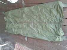 US Army Heavy Duty Disaster Pouch, Body Bag for human Remains New