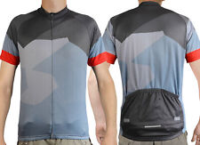 Radtrikot Kurzarm für Herren Fahrradtrikot Fahrrad Rad Trikot Mountainbike MTB