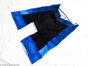 Verge Sport Speed Tri Bottom men polyester blue triathlon cycling