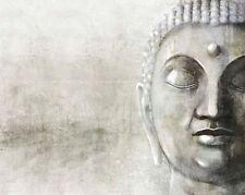Ken Roko: Peaceful Mind 2 Fertig-Bild 40x50 Wandbild Buddha