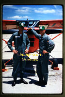 1959 Army Cessna L-19A Bird Dog Aircraft & Pilots, Original Slide a3a