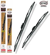 VAUXHALL VECTRA C 2002-2008 genuine windscreen WIPER BLADES 24''19'' twin pack
