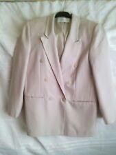 Essentials Beige Business Jacket size 16