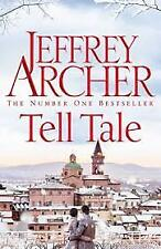 TELL TALE BY JEFFREY ARCHER. BRAND NEW, LARGE BOOK, HARDBACK. FREE POST