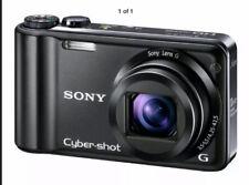 New ListingSony Cyber-shot Dsc-Hx5V 10.2Mp Digital Camera - Black, With Extra Accessories
