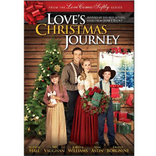 Love's Christmas Journey [DVD, NEW] FREE SHIPPING