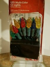 Home Accents Holiday LED Multi Color C3 Lights