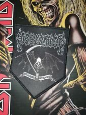 Dissection Patch Shield Black Metal Satyricon Battle Jacket 666