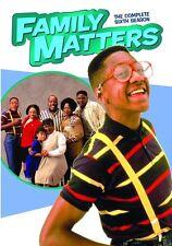 Family Matters Season Six 3 DVD Set