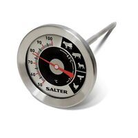 Salter Meat Thermometer Analogue  Poultry Food BBQ Oven Food Probe
